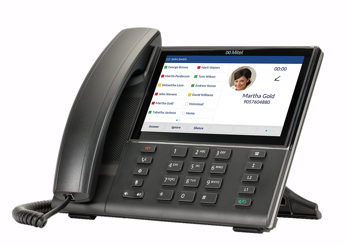 Mitel Cloud Phone System